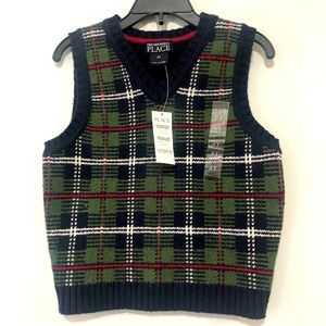 The Chidlren's Place Boys Sweater Vest